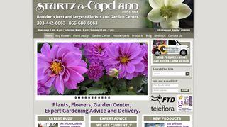 Sturtz and Copeland Florists and Greenhouses