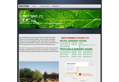 Green Spot Inc