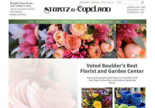 Sturtz and Copeland Florists and Greenhouses