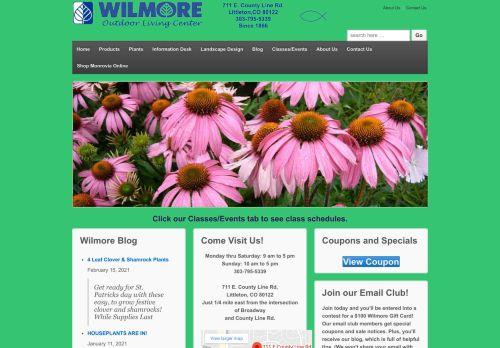 Wilmore Outdoor Living Center