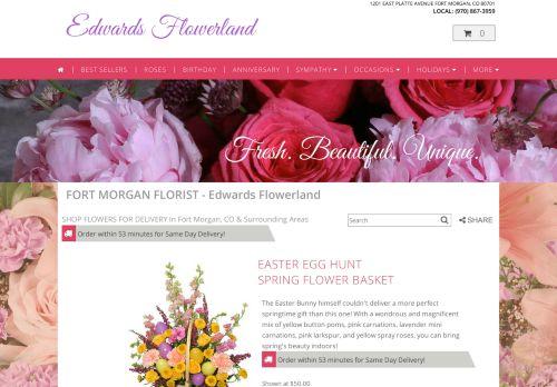 Edwards Flowerland